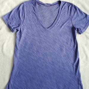Lululemon Athletica women's short sleeve loose tee